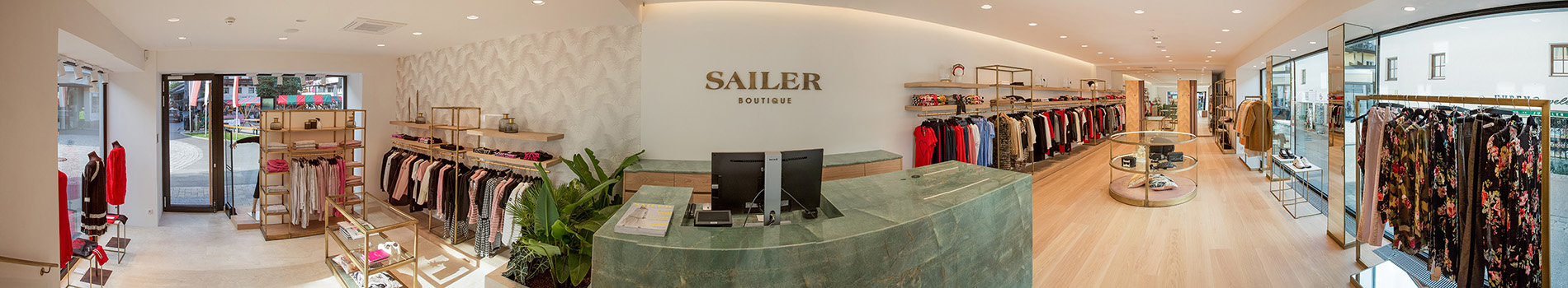 Slider SAILER Boutique
